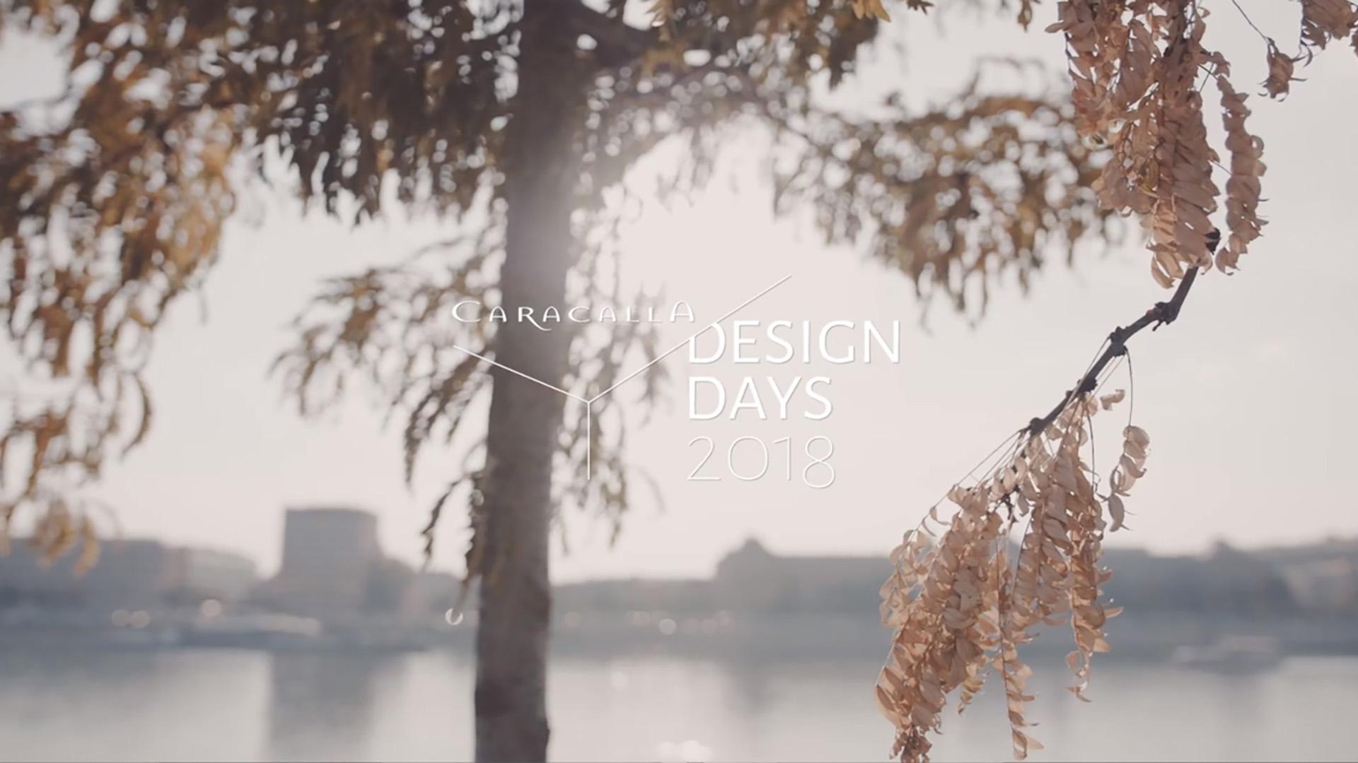 Caracalla Design Days 2018